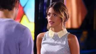 Violetta - Violetta le dice a León que lo llamó (03x60)