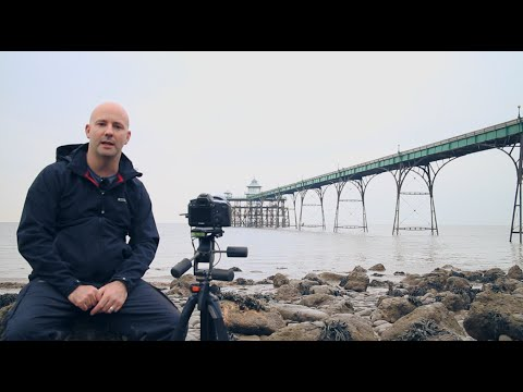Shooting on location-Long exposure photography using a 10 stop ND filter