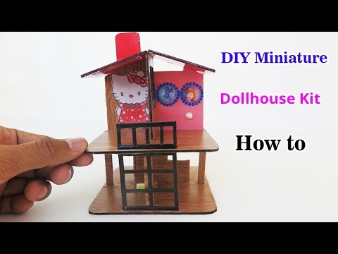 diy-miniature-dollhouse-kits-|-easy-crafts-for-kids