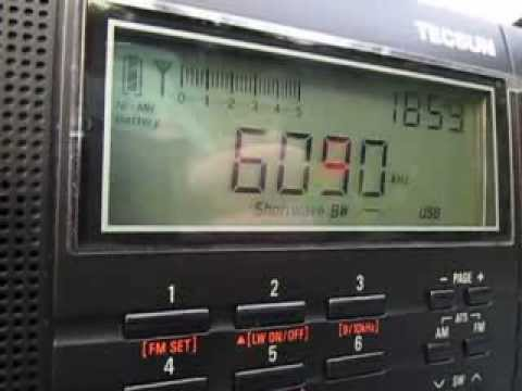 6090Khz, Amhara State Radio, Ethiopia
