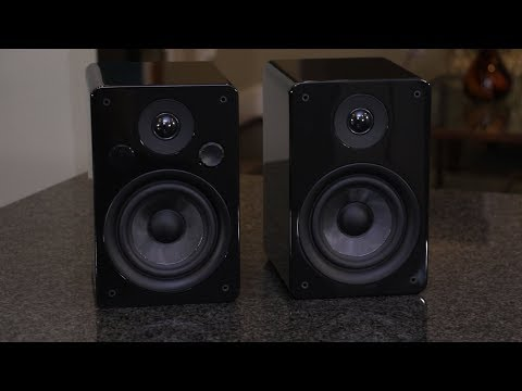Peachtree M25 Powered Speaker Review