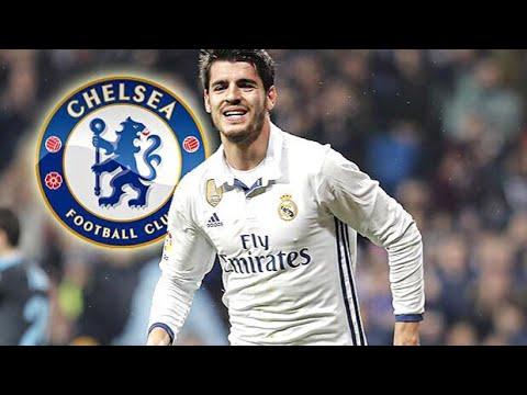 Alvaro Morata - Welcome to Chelsea | Subeme la radio & Despacito| 2017 HD