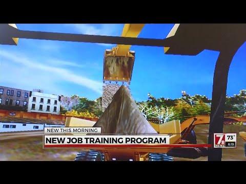 New job training program