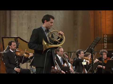4/6 - David Guerrier - Joseph Haydn - 1er mvt du Concerto pour cor