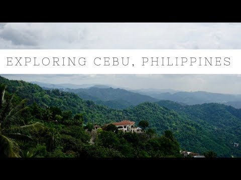ITS MORE FUN IN THE PHILIPPINES (CEBU EDITION)