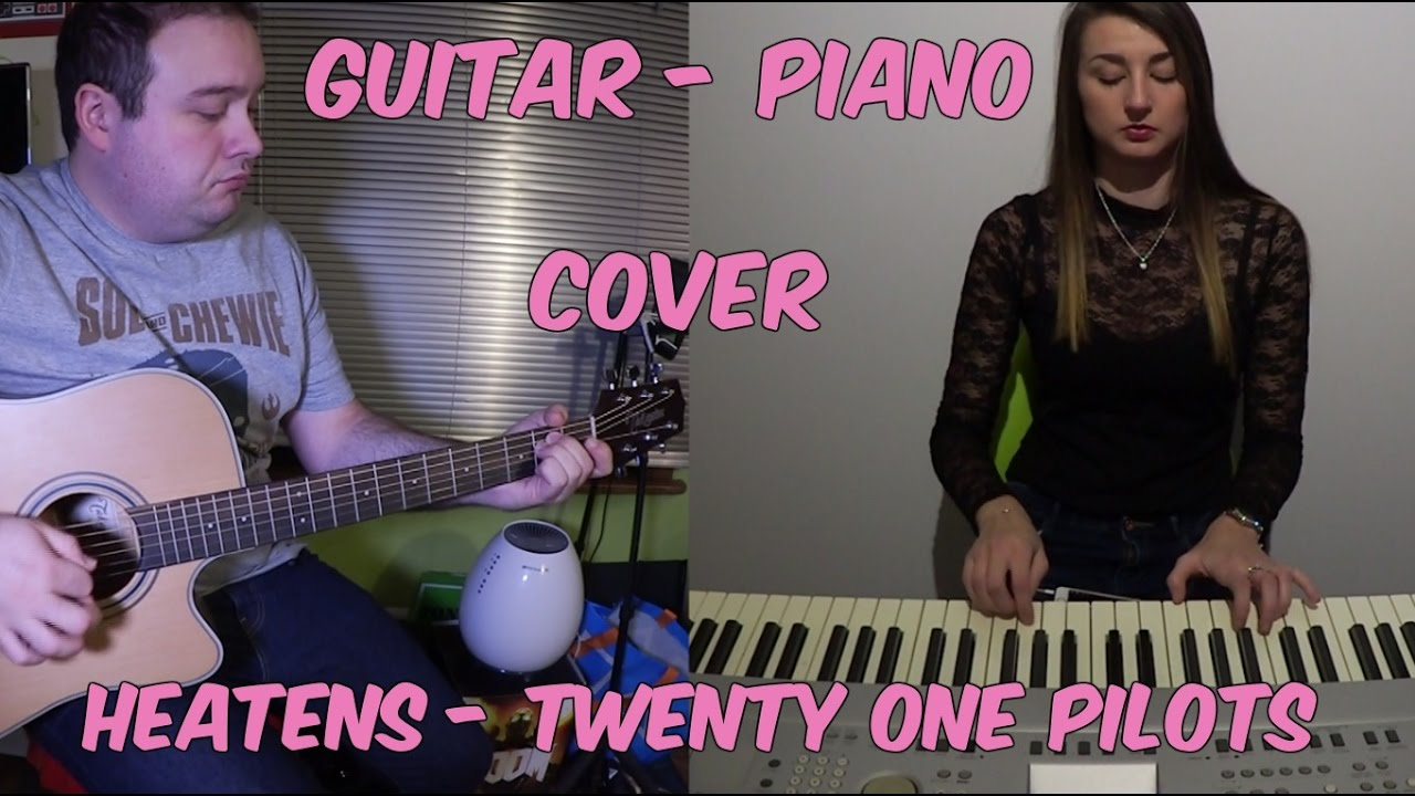heathens twenty one pilots duo piano guitar cover youtube. Black Bedroom Furniture Sets. Home Design Ideas