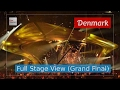 Where I Am Denmark Full Stage View Anja Eurovision Song Contest 2017 Final mp3