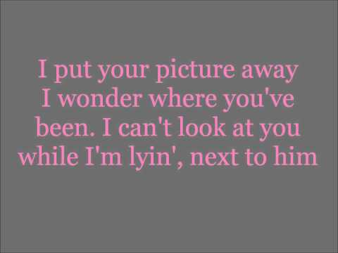 Kid Rock Ft Sheryl Crow Picture [Lyrics]
