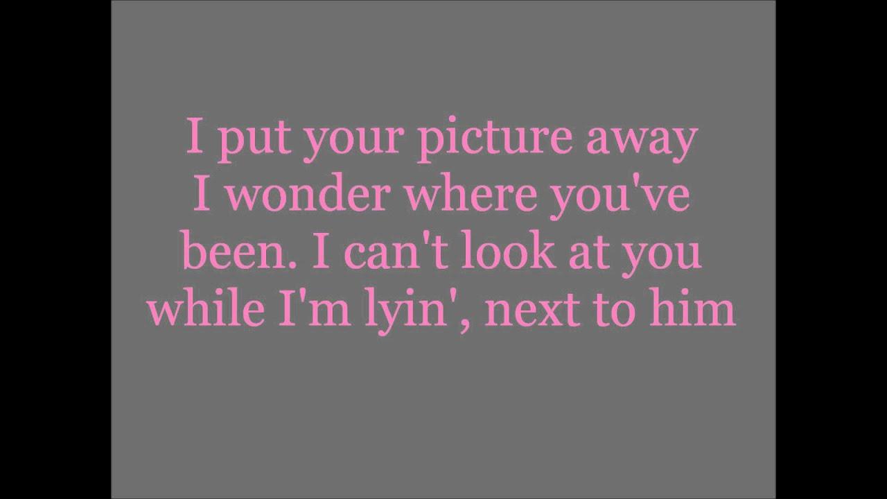 Kid Rock Ft Sheryl Crow Picture Lyrics - YouTube