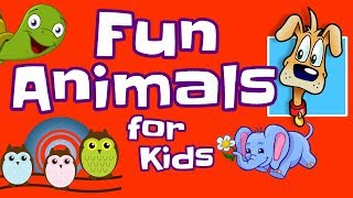 Fun Animals for Kids