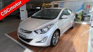 Hyundai Elantra - 2014 | Revisión en profundidad y encendido