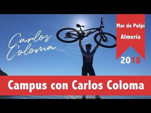 Nos vamos de campus junto a | CARLOS COLOMA |