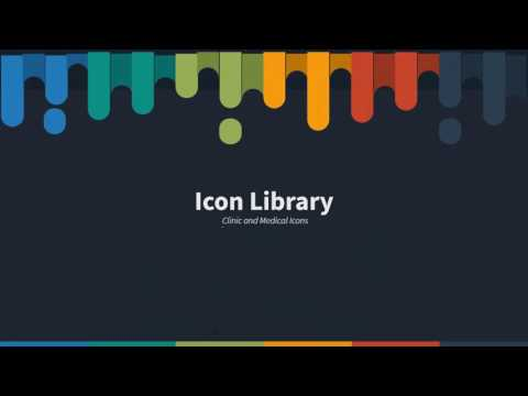Icon Library - Planner Powerpoint Templates