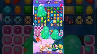 Candy Crush Friends Saga Level 106 Misty