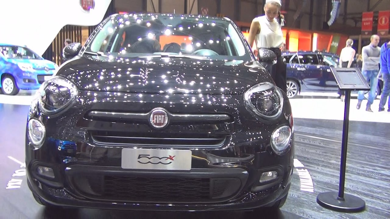 fiat 500x s design city look 4x2 1 4 multiair 140 hp dct 2017 exterior and interior in 3d. Black Bedroom Furniture Sets. Home Design Ideas
