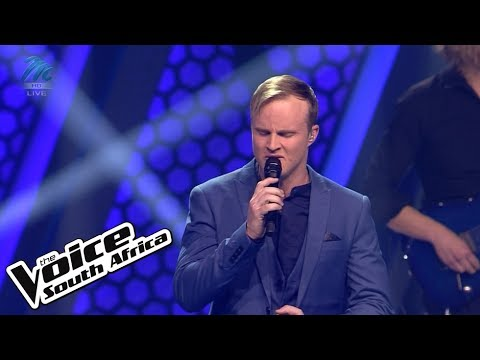 Josh  More Than A Feeling  The  Show Round 8  The Voice SA