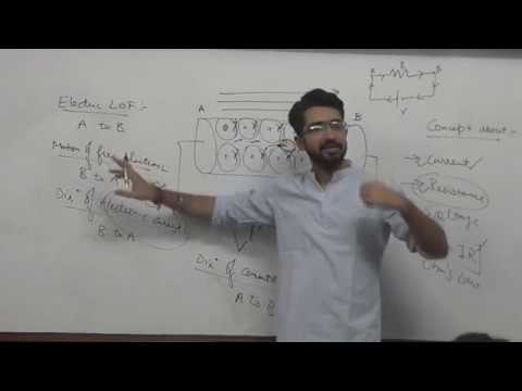 Current Electricity - Lecture 1