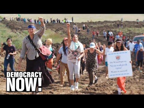 Joe Biden Canceled Keystone XL. Indigenous Leaders Demand the Same for the Dakota Access Pipeline