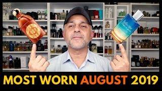 Most Worn Fragrances August 20…