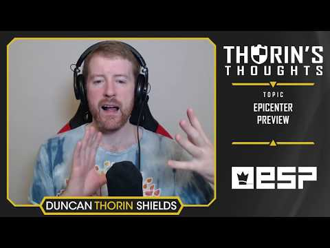 Thorin's Thoughts - EPICENTER Preview (CS:GO)