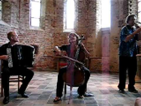 Wilma Paalman & Laduraya live Oerol 2007 - Sept Neuf