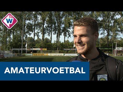Jeffrey Pérez Stoof, een tropische versterking voor FC Lisse - OMROEP WEST SPORT