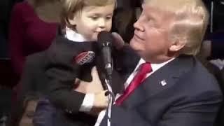 Donald trump mad lipz