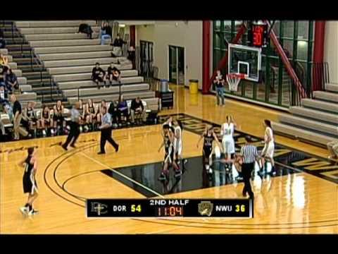 Nebraska Wesleyan University vs Dordt College Women's Basketball 2nd Half