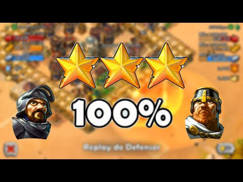 Age of Empires®: Castle Siege | 100% Attack (Charles + Conrad) #25