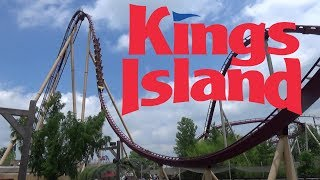 Kings Island 2018 Tour & Review with The Legend