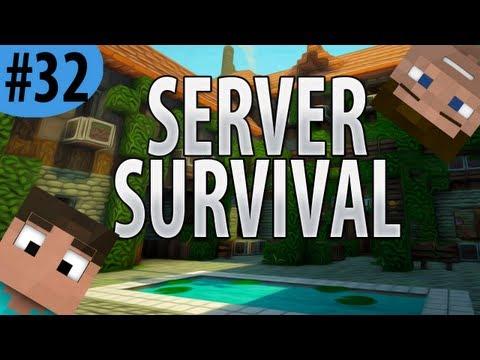 Server Survival - Server Survival: TAKE MY FLINT! - PART 32