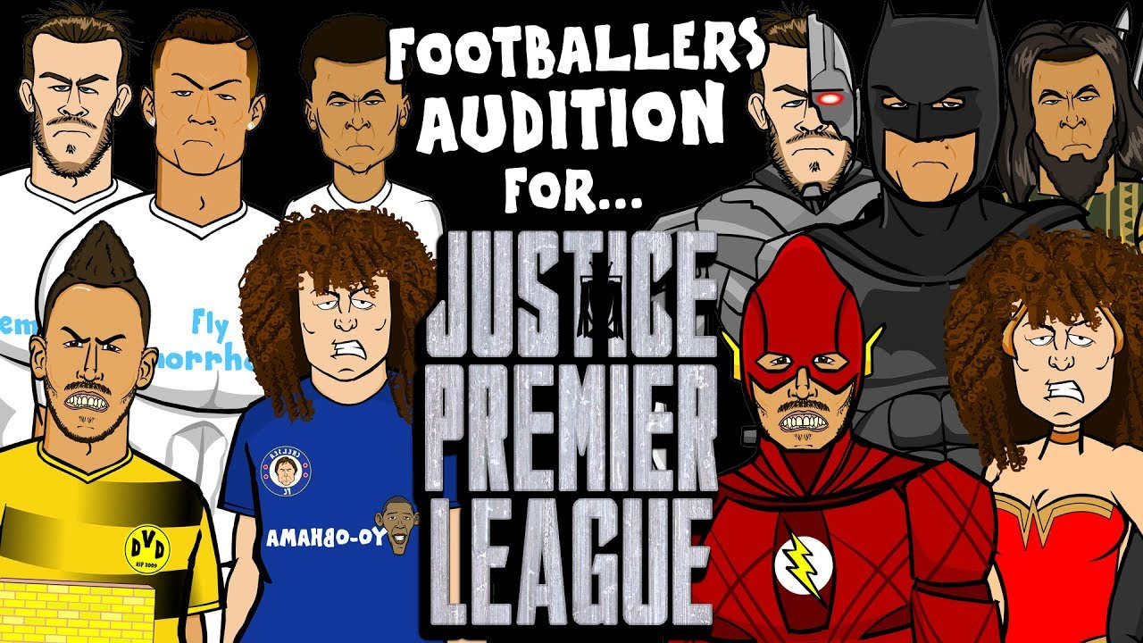 footballers-audition-for-justice-league-parody