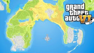 Grand Theft Auto 6 - NEW LEAKS! 3 BIG Cities, Release Date, Map Locations & MORE!