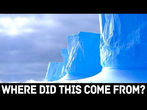 SCIENTISTS AND NASA DON'T UNDERSTAND WHAT'S HAPPENING IN ANTARCTICA