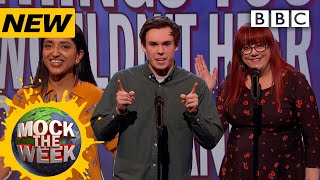 Things you wouldn't hear over a tannoy | Mock The Week - BBC