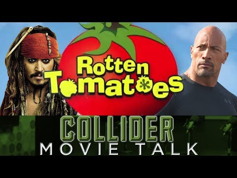 Is Rotten Tomatoes To Blame For Pirates and Baywatch? - Collider Movie Talk