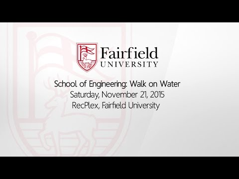 School of Engineering - Walk on Water