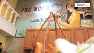 Menikmati Beragam Menu Khas Vietnam, Harga Terjangkau - JPNN.COM
