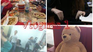 vlogmas #1 : artpop & unicorns
