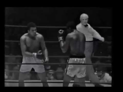 "Muhammed Ali moments w Gear Daddies ""Black Superman"""