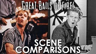 Great Balls of Fire! (1989) - scene comparisons