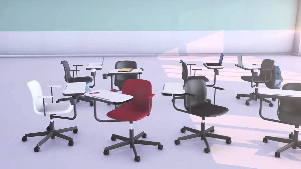 Howe   SixE   Exciting Collaborative Chair Concept   Europadesign.hu    YouTube