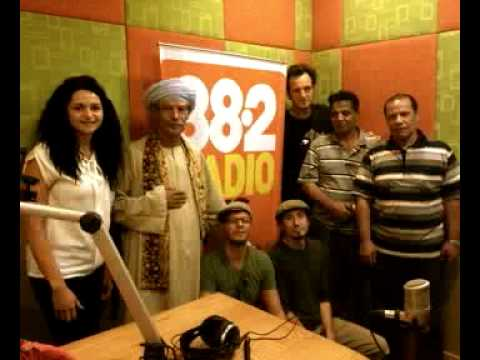 Egyptian Project @ Radio Hits Cairo /  Interview - 20 08 14