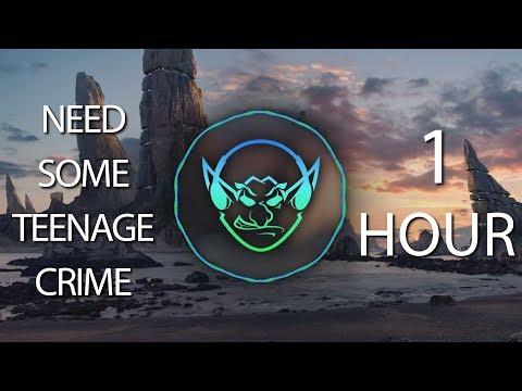 Need Some Teenage Crime (Goblin Mashup) 【1 HOUR】