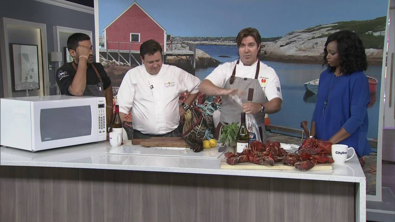 how to cook lobster tails in convection oven