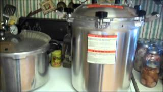 Pressure Canning Meats (chicken/beef/pork) Part Ii