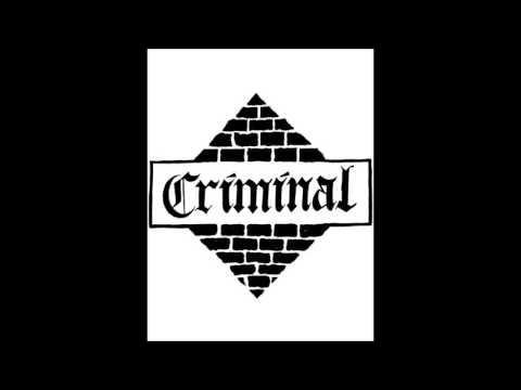 Criminal - Amongst The Thugs (Full Album)