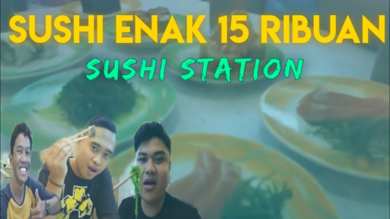 Sushi Enak Di Malang Cuma 15 Ribuan Youtube The top countries of supplier is china, from which the. sushi enak di malang cuma 15 ribuan