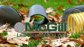 Leaf Vacuum Hose, Lawn Vacuum Hose, and Mulch Hose | Call 800-225-9513 | Ken Jones, Inc.
