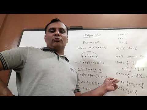Ravi Taneja Third Video Of Polynomial